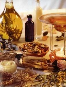 Demonstração Aromaterapia